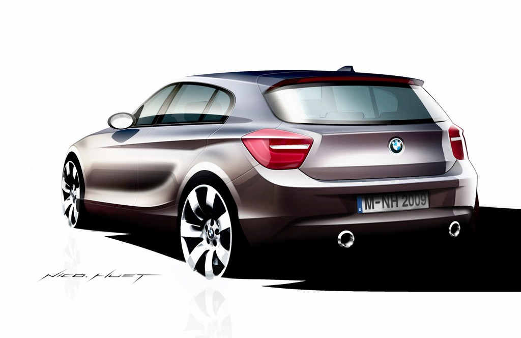 nouvelle bmw s rie 1 urban line et sport line motorisations sur blog bmw. Black Bedroom Furniture Sets. Home Design Ideas