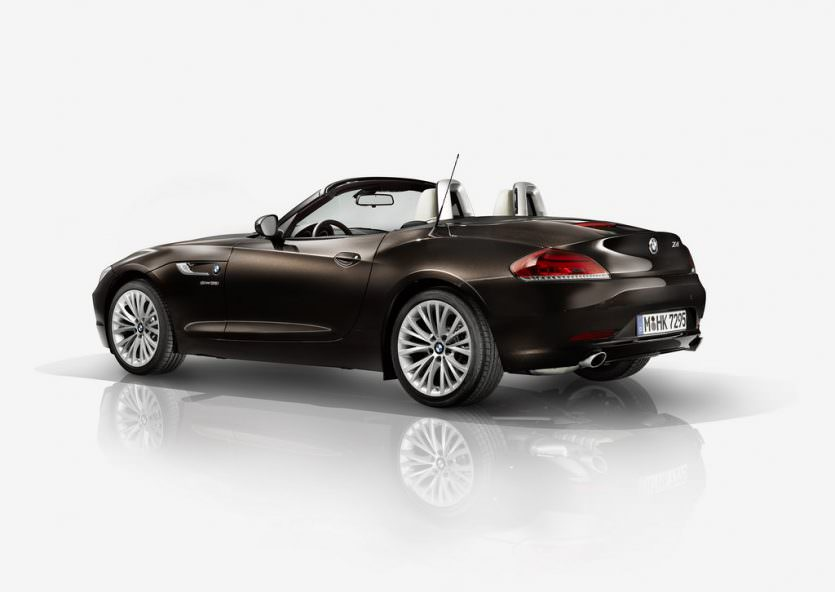 BMW Z4 Design Pure Fusion 1