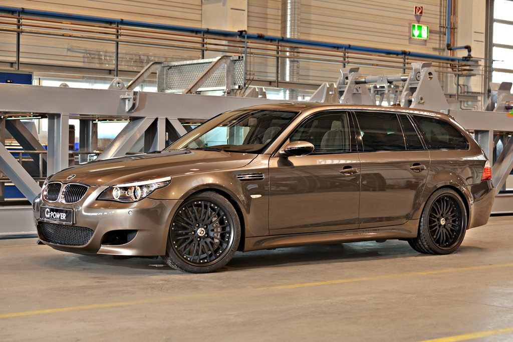 g power une bmw m5 hurricane rr touring. Black Bedroom Furniture Sets. Home Design Ideas