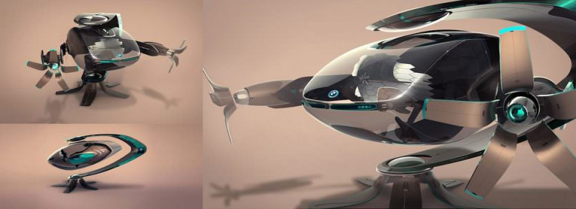 BMW SEED Concept Chris lee  1