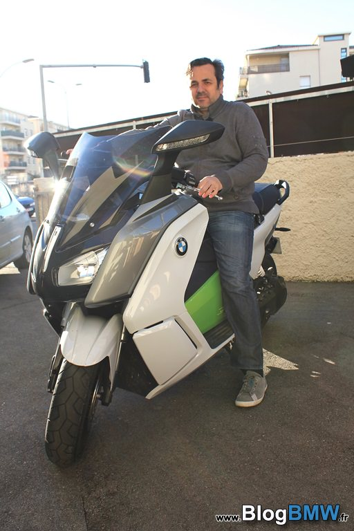 BMW C Evolution Didier Autric 16