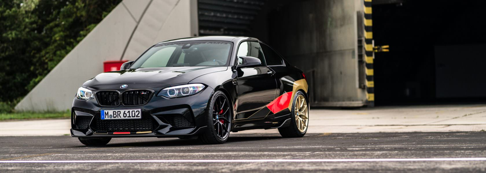 BMW M2 Competition Performance Parts