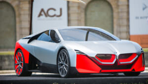 BMW Vision M NEXT Concept Chantilly 2019