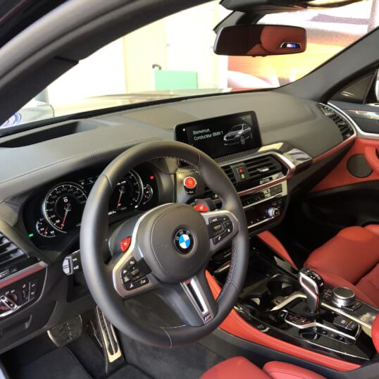 BMW X4 M Competition George V